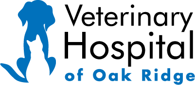 Veterinary Hospital of Oak Ridge logo